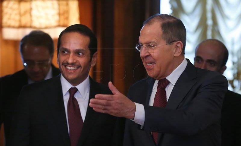Moskva poziva na dijalog Katara i susjednih zemalja