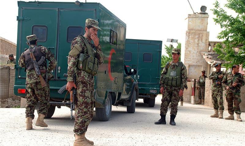 Sedmero američkih vojnika ranjeno u napadu na bazu u Afganistanu