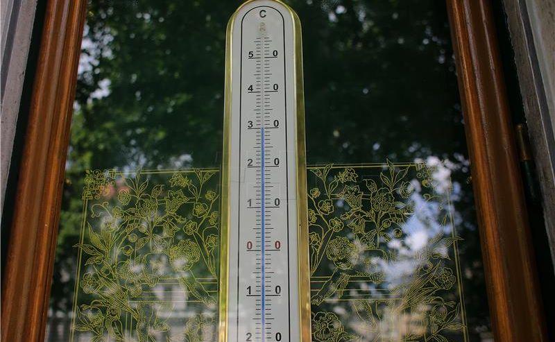 Klimatske promjene doprinijele vrućem lipnju