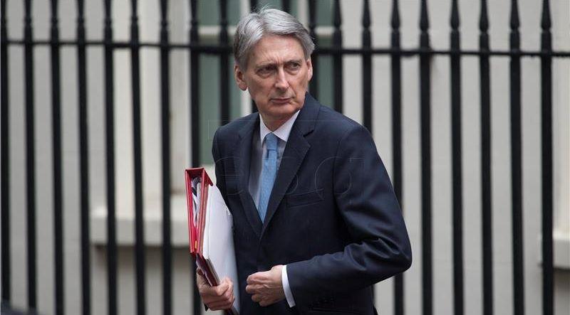 Hammond za ostanak Britanije u carinskoj uniji