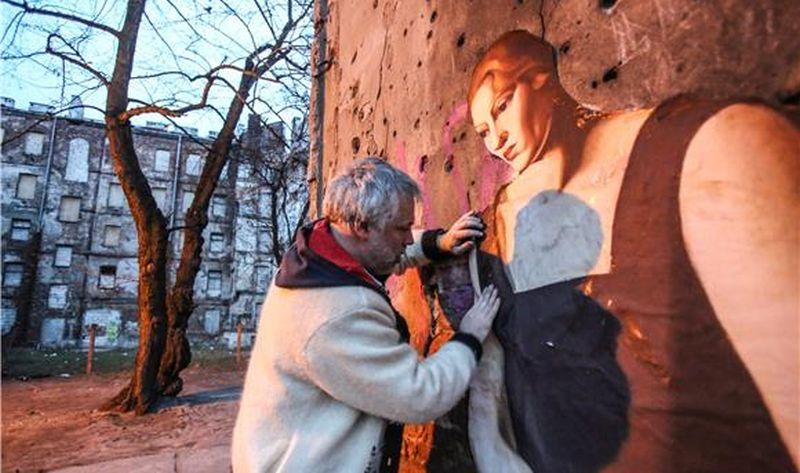 Zagreb uvršten na umjetničku mapu Juliena de Casabiance