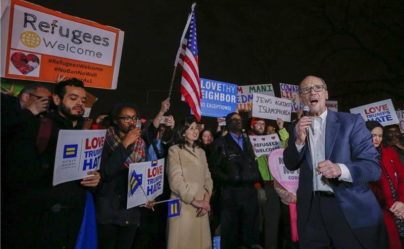 SAD objavio smjernice za vize za stanovnike šest muslimanskih zemalja