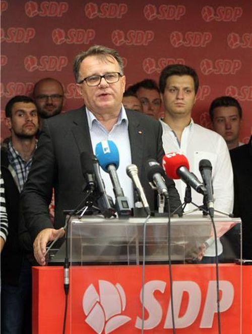 SDP i DF najavili okupljanje ljevice u BiH na izborima 2018.