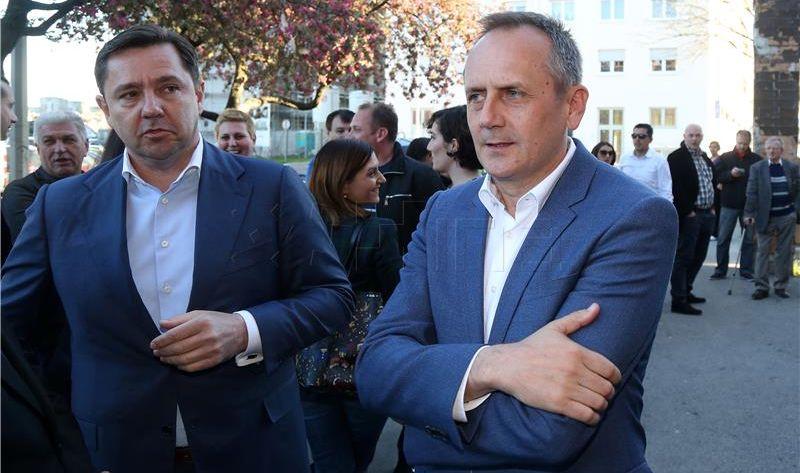 MIKULIĆ I PRGOMET (HDZ) 'Nije do nas što se Skupština nije konstituirala'