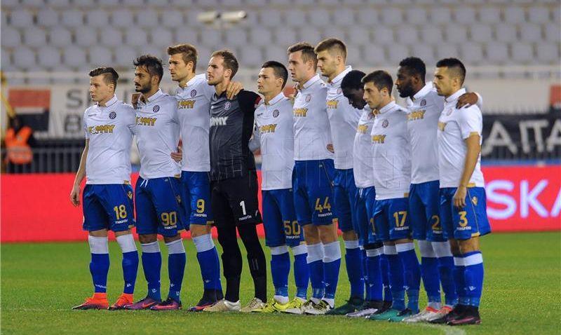 Borja Lopez novi igrač Hajduka
