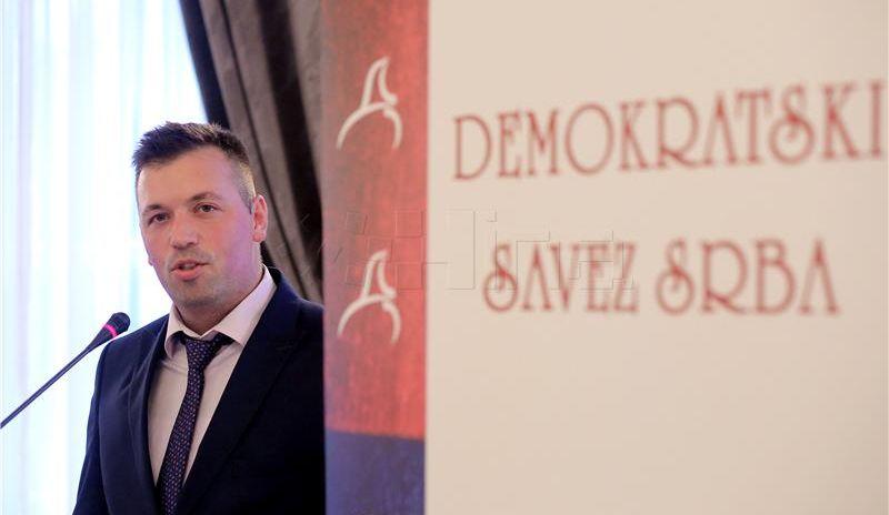 DSS poziva Plenkovića da skine ploču u Jasenovcu, a Pupovca da ne podržava Vladu