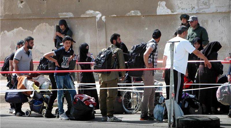 Gotovo pola milijuna Sirijaca vratilo se ove godine svojim kućama