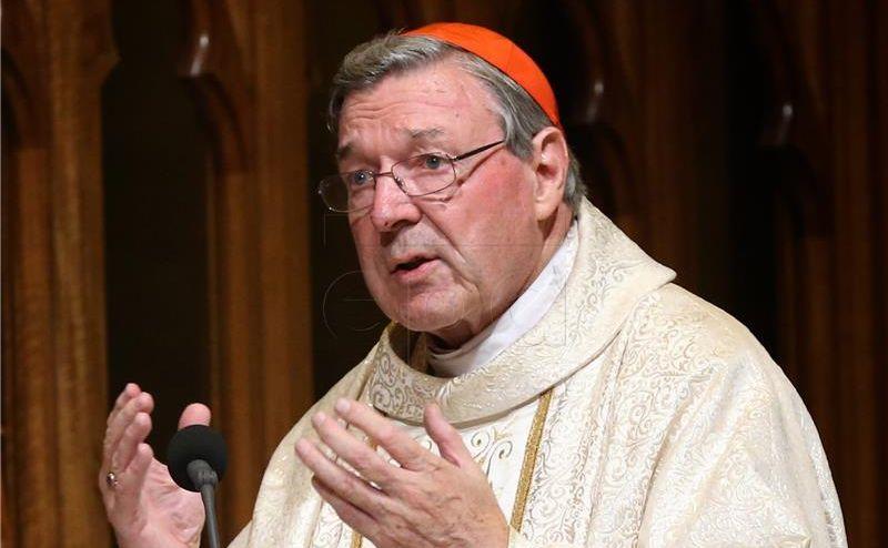 AUSTRALIJA Vatikanski ministar financija George Pell optužen za pedofiliju