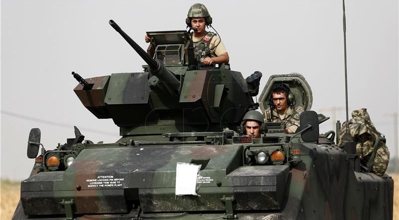 Erdogan odobrio raspoređivanje turskih vojnika u Kataru