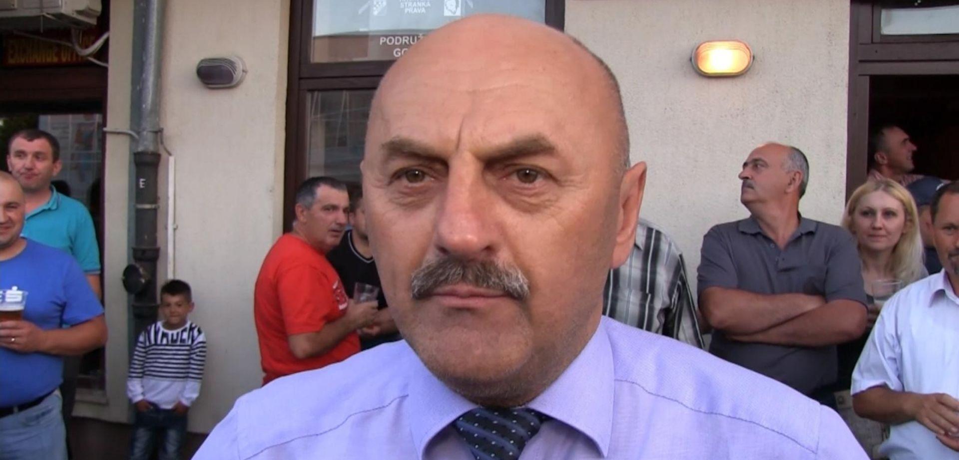 STARČEVIĆ NOVI GRADONAČELNIK GOSPIĆA Predsjednik HSP-a pobijedio za 123 glasa