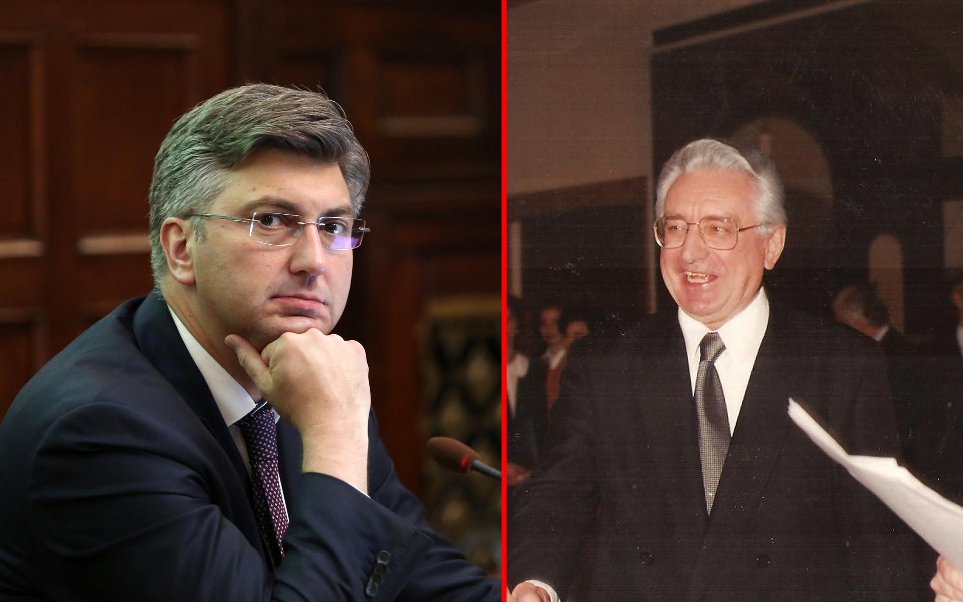 Plenković odlučio odgoditi službenu obljetnicu osnivanja HDZ-a