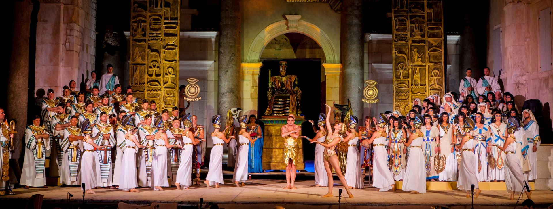 SPLITSKO LJETO Aida se i ove godine vraća na Peristil