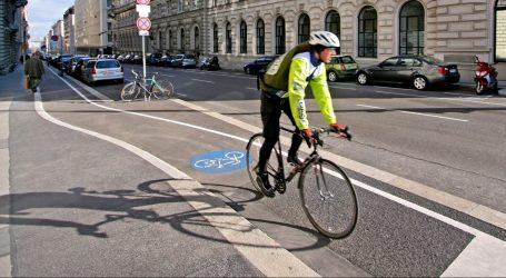 VIDEO: Više od stotinu biciklista krenulo u pogrešnom smjeru