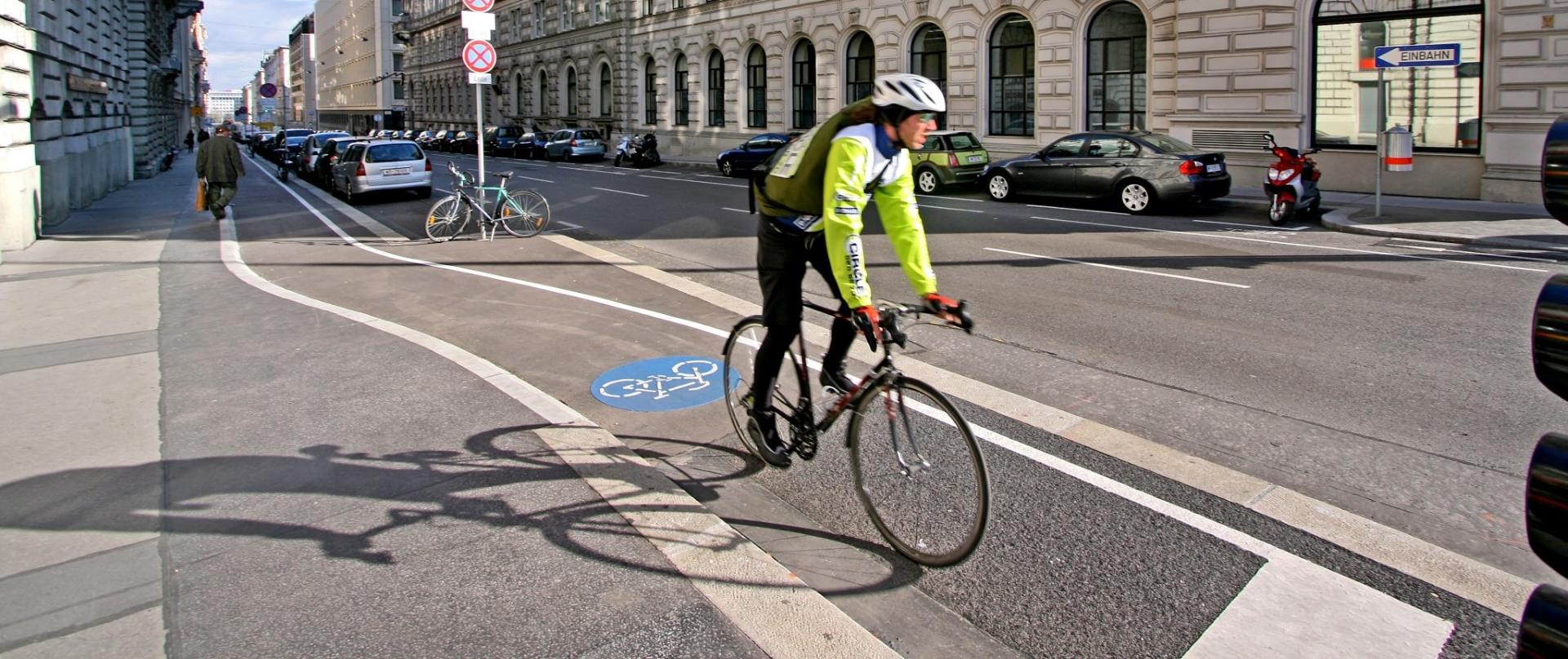 Gradovi Zagreb i Beč bilježe sve veći biciklistički promet