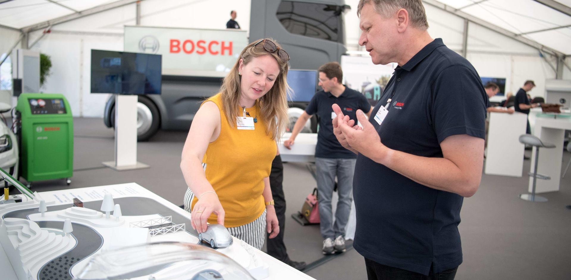 FOTO: Boscheva vizija budućnosti urbane mobilnosti