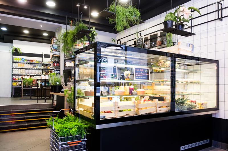 FOTO: FOOD EXPERT Raw food bistro i trgovina u centru Zagreba