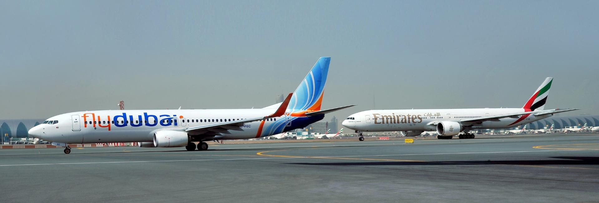 Emirates i flydubai udružili snage te najavili partnerski ugovor