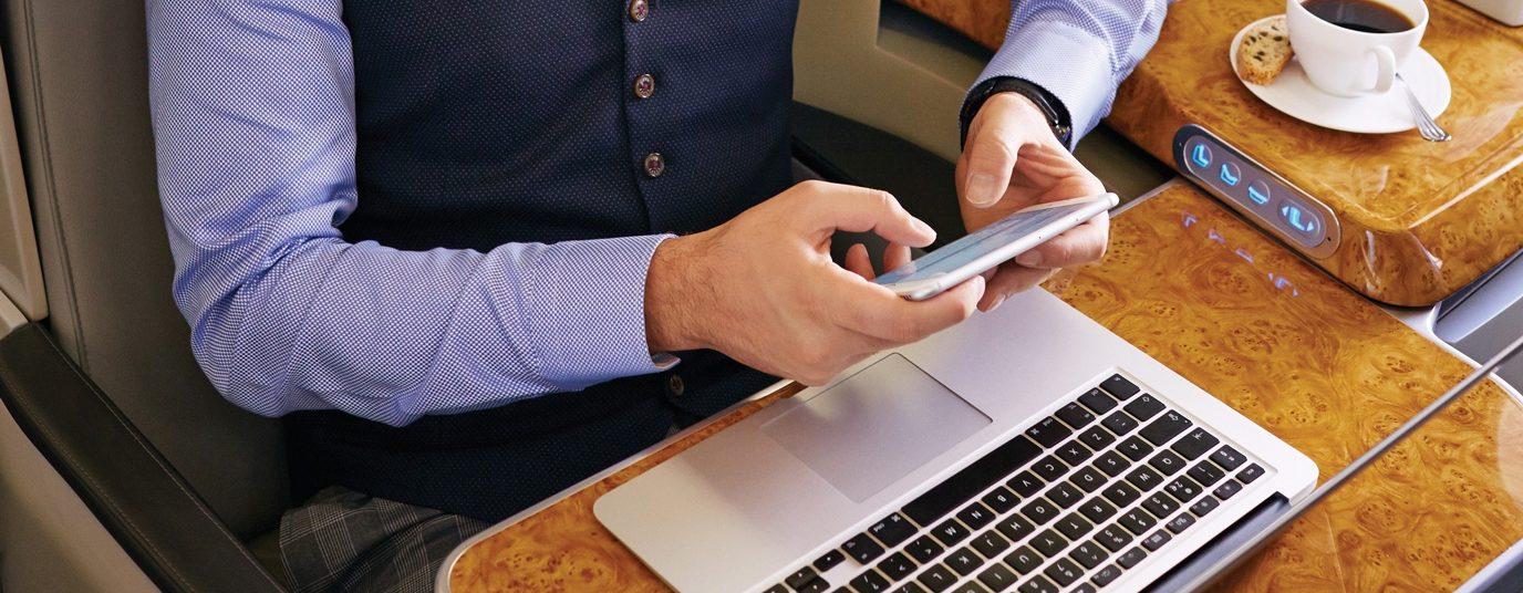 Zrakoplovna tvrtka Emirates proširila uslugu besplatne Wi-Fi mreže