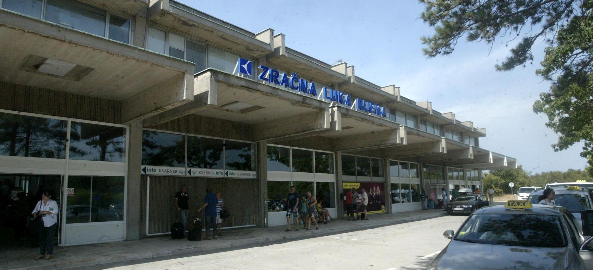 Zračna luka Rijeka do kraja godine očekuje oko 170.000 putnika