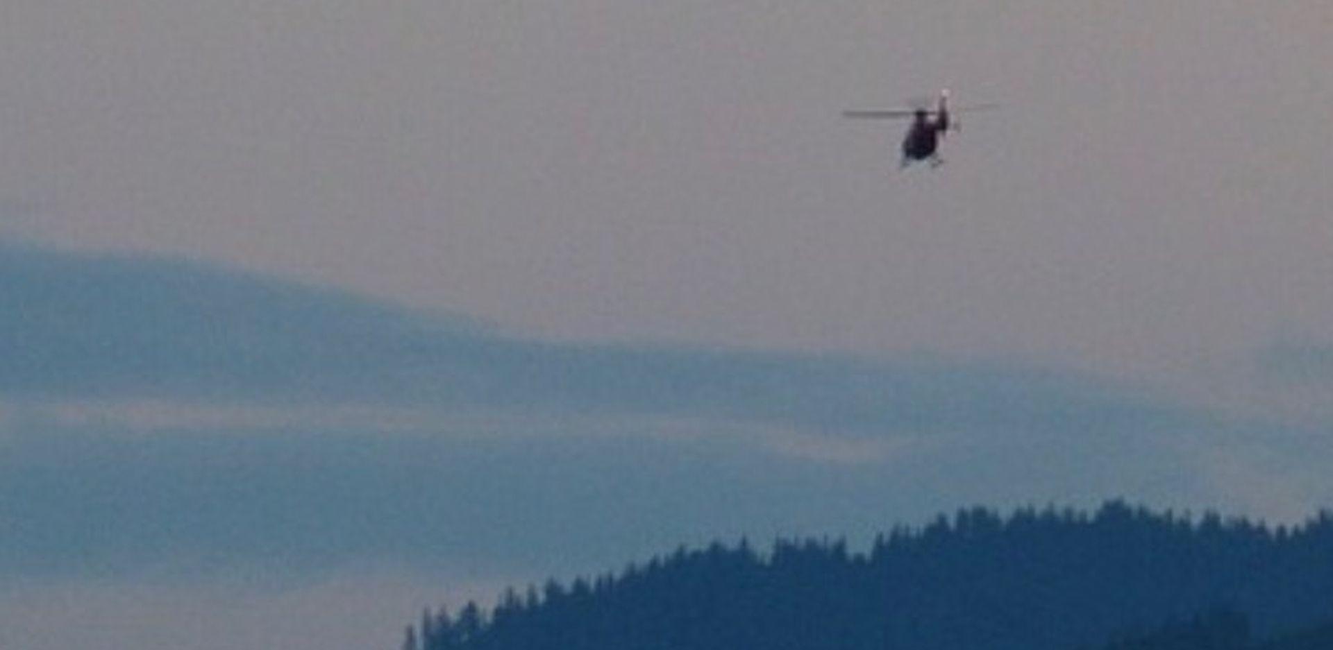 Helikopter i HGSS tragaju za nestalom osobom u Jelsi na otoku Hvaru