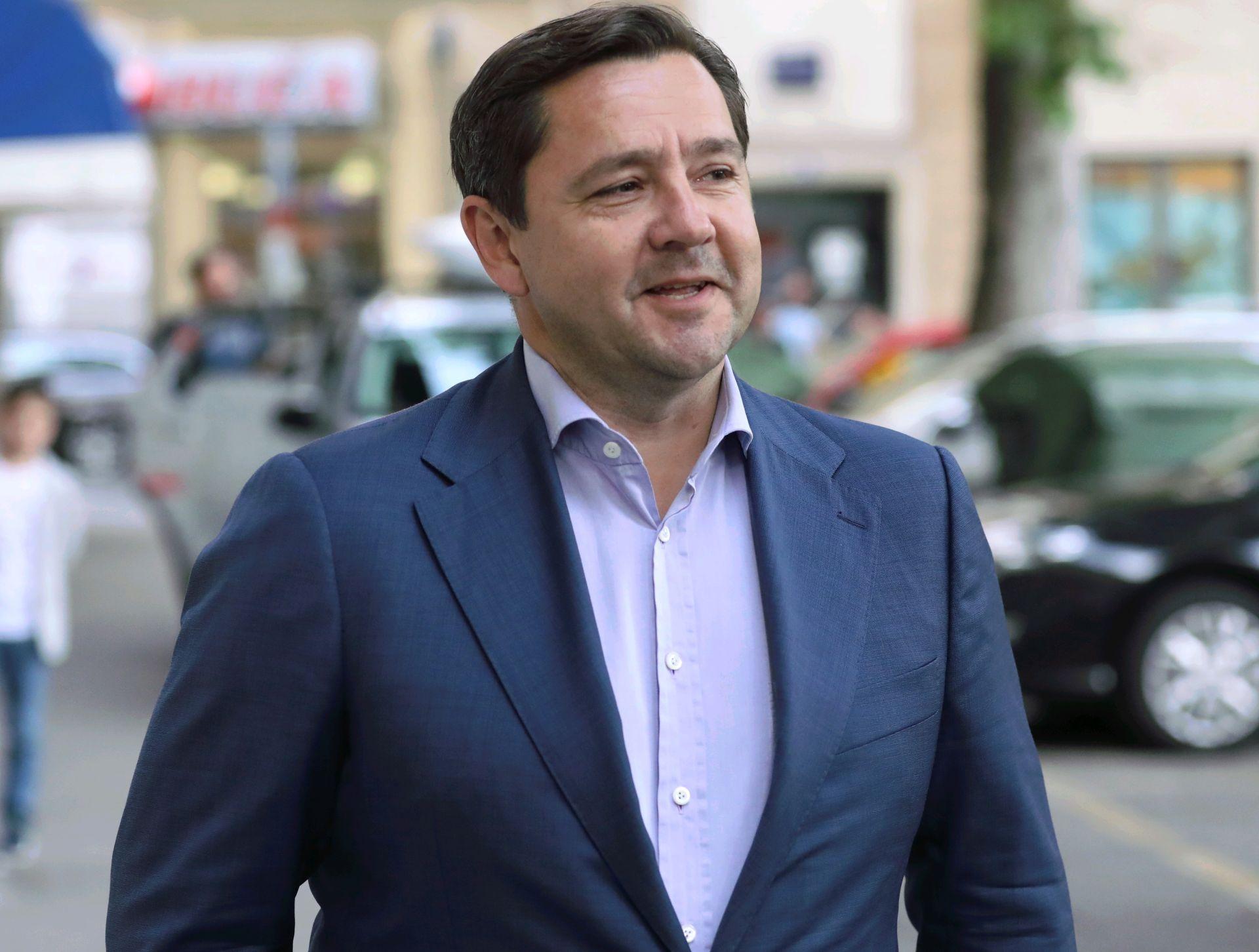 Andrija Mikulić prijedlog zagrebačkog HDZ-a za predsjednika Gradske skupštine