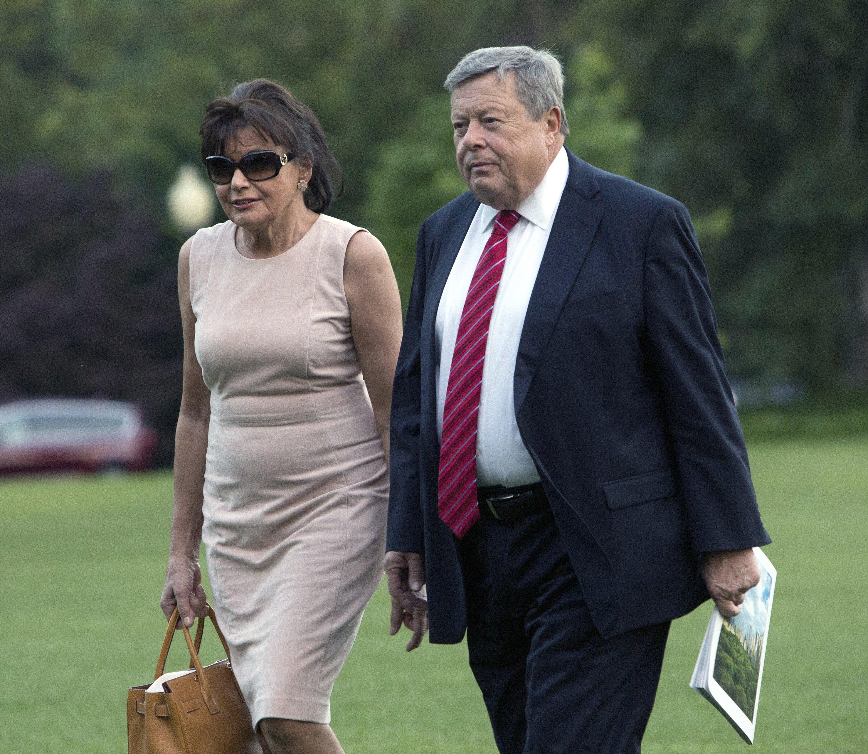 Roditelji Melanie Trump dobili američko državljanstvo