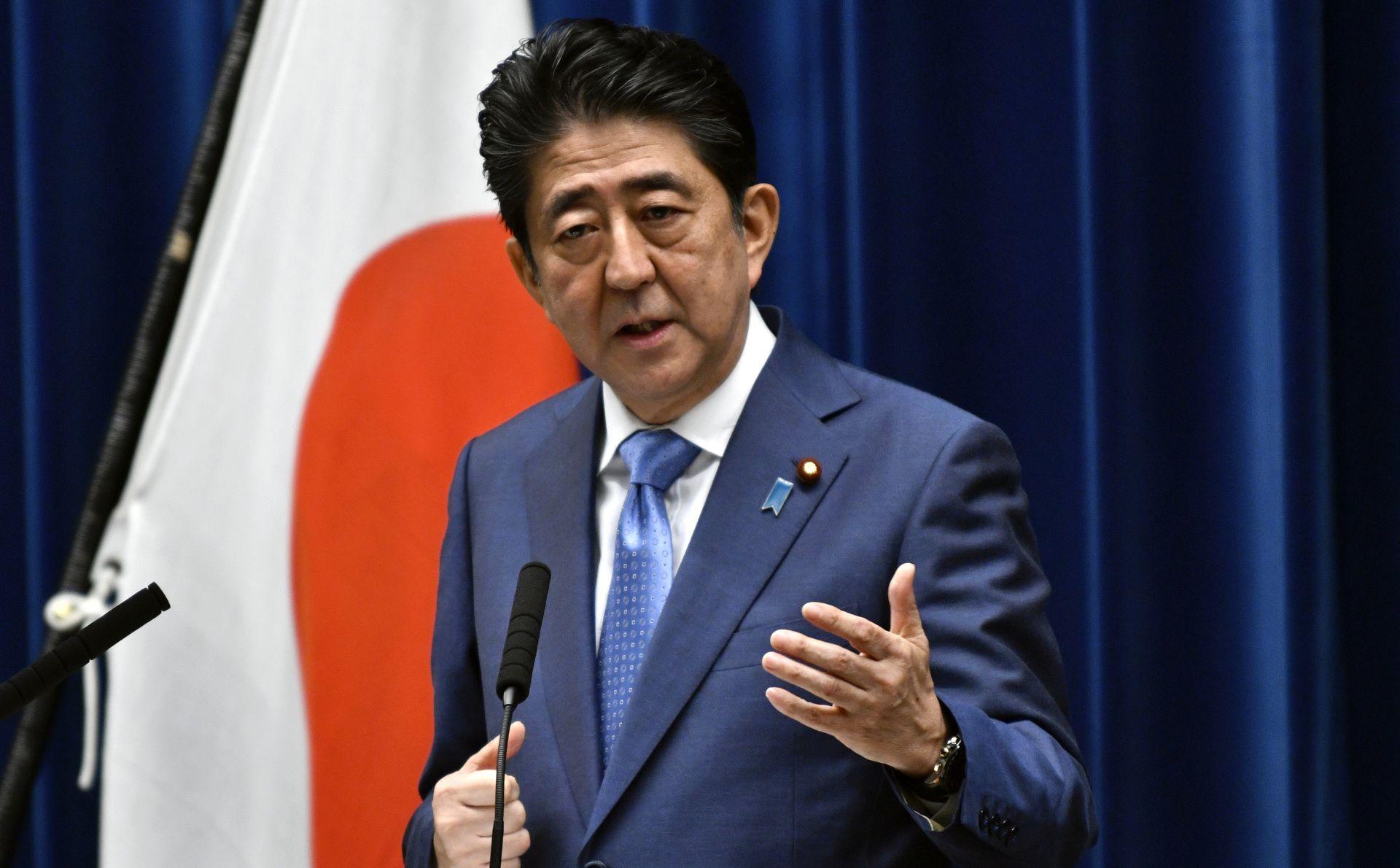 VIDEO: Shinzo Abe ponovo izabran za predsjednika stranke