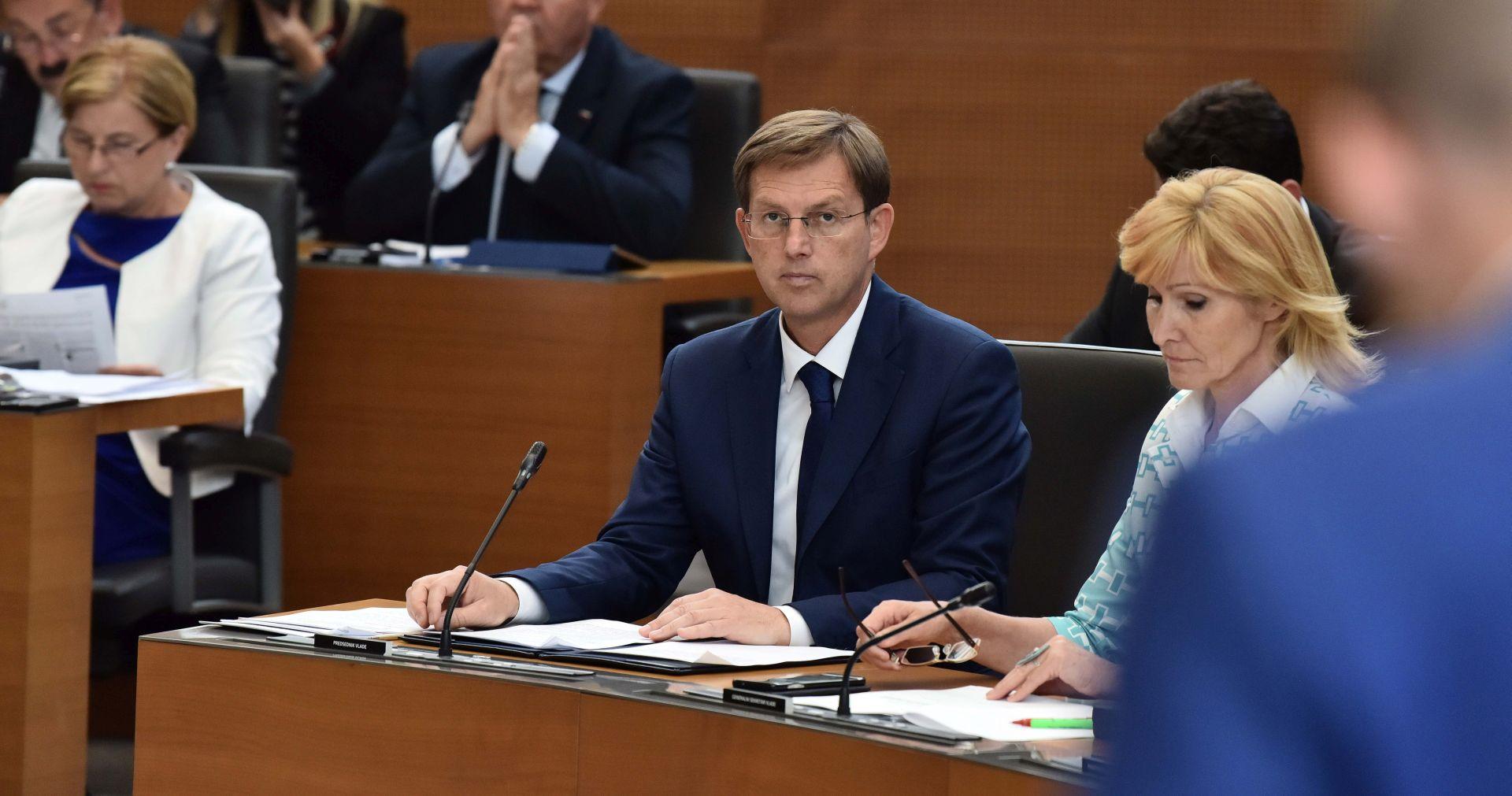 Slovenski čelnici Junckerove izjave tumače na svoj način