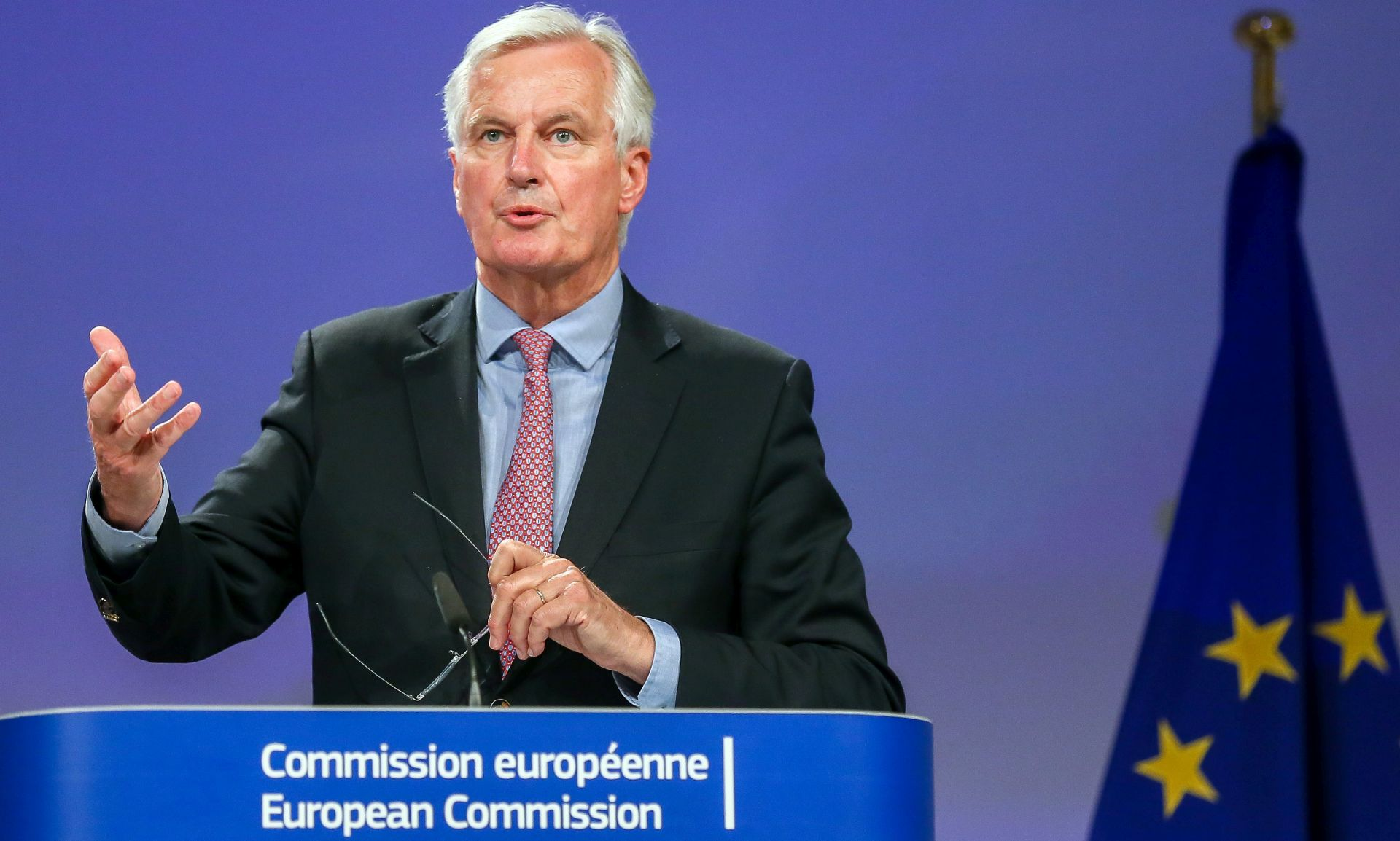 Barnier upozorava Britaniju na posljedice Brexita
