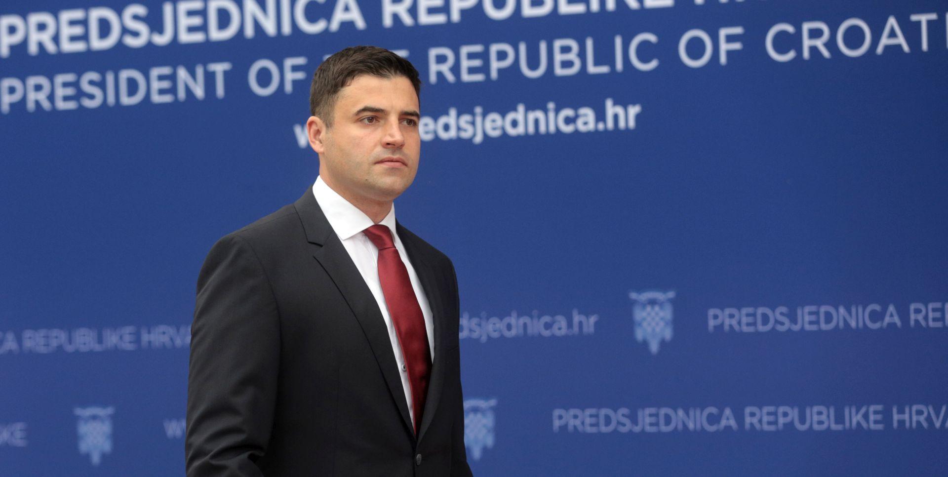 """BERNARDIĆ """"Ne bude li dogovora oko istražnog povjerenstva, nema ni glasanja o ustavnim sucima"""""""