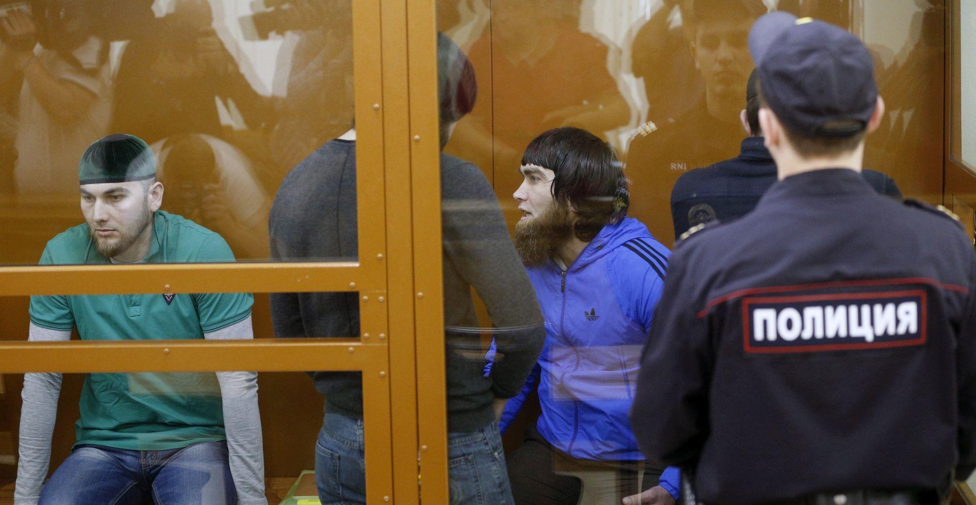 Ubojici Borisa Nemtsova 20 godina zatvora