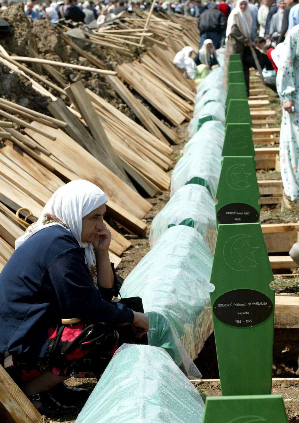 U Srebrenici pokopani posmrtni ostaci 71 žrtve genocida