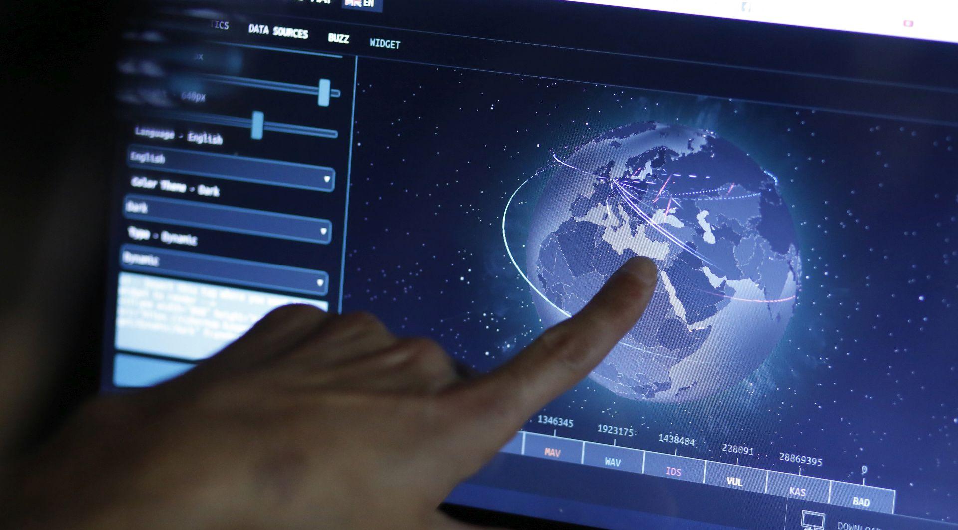 Ukrajina optužila Rusiju da stoji iza nedavnog kibernetičkog napada