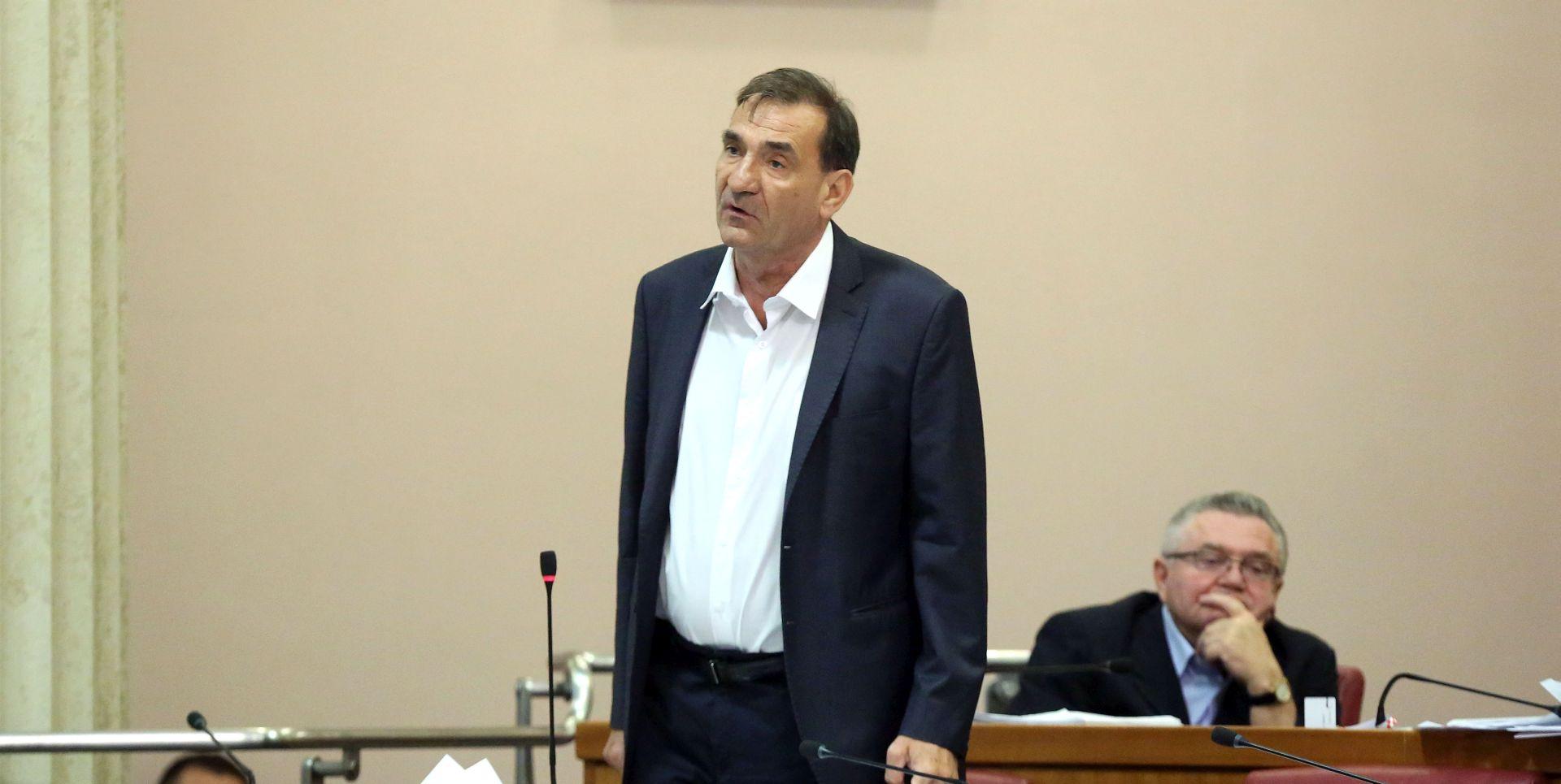 SABORSKA OPORBA 'Utjecaj politike na HRT je prevelik'
