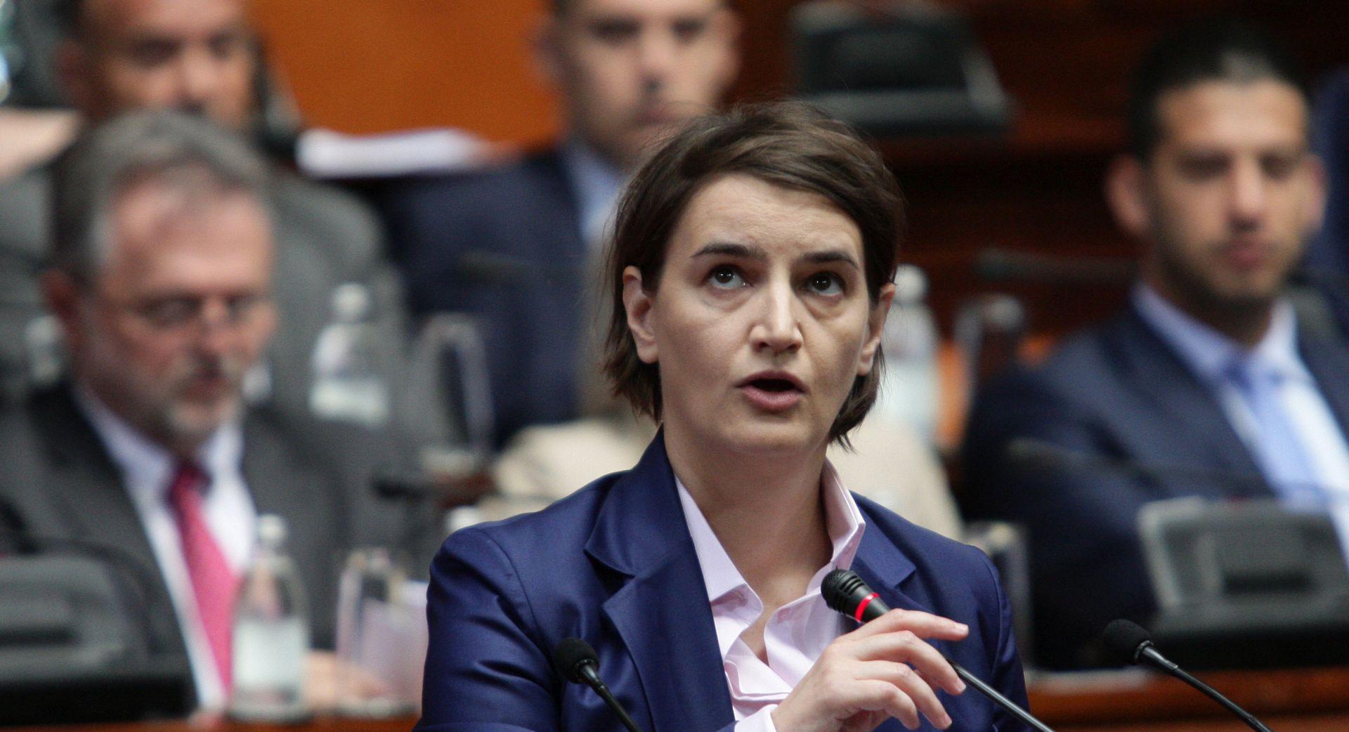 """BRNABIĆ: """"Nisam Vučićeva produžena ruka"""""""