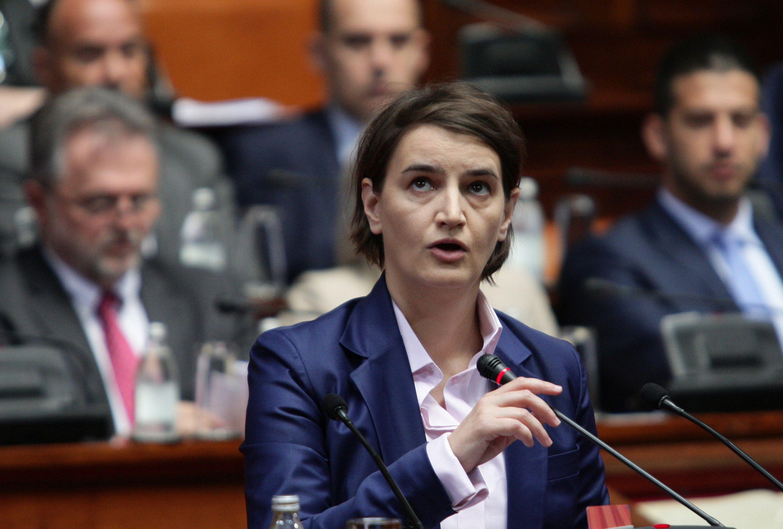 BRNABIĆ 'Srbiji je EU partner, a Rusija prijatelj'