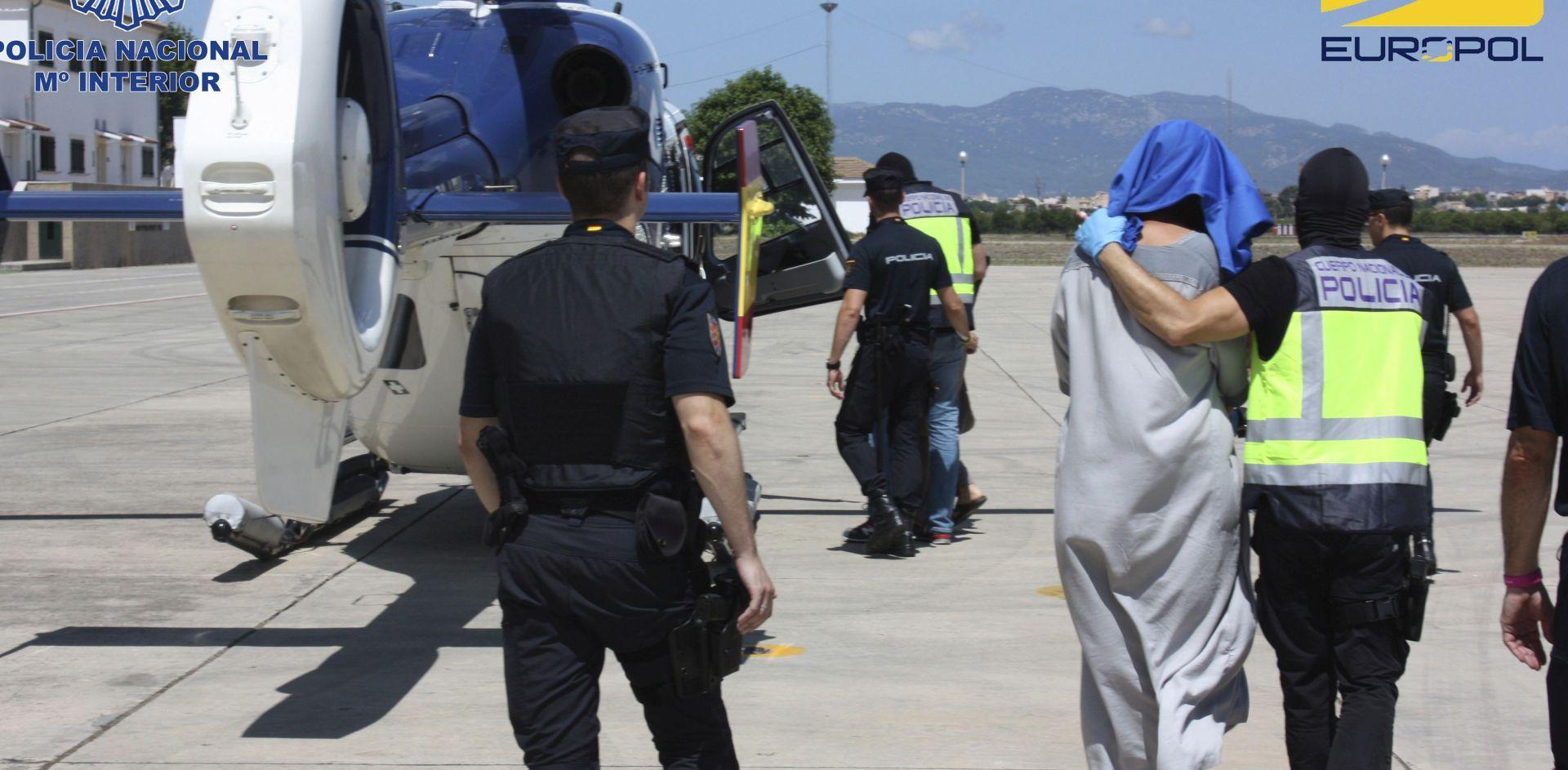 Španjolska policija oslobodila muškarca otetog prije 11 dana
