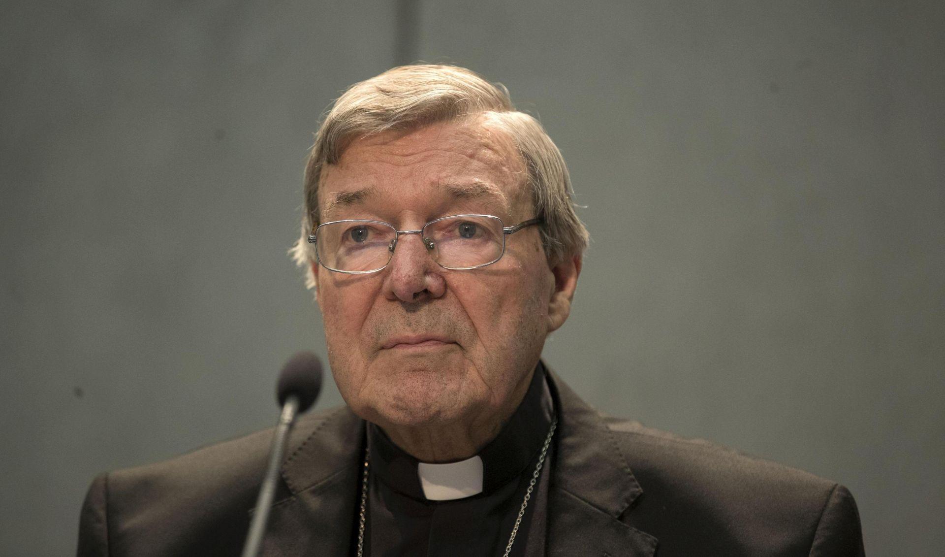 Kardinal Pell u Australiji na saslušanju o seksualnom zlostavljanju