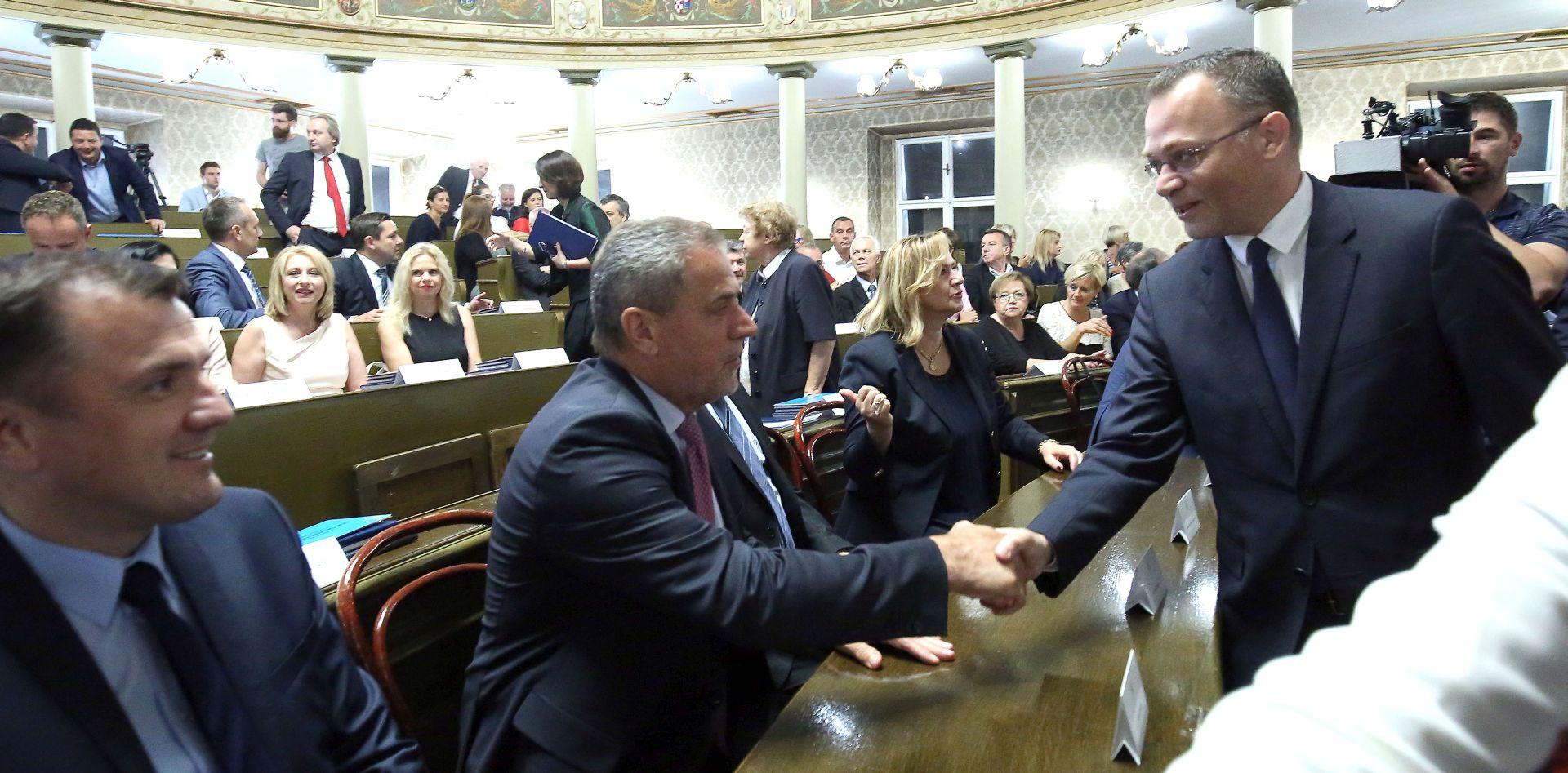 Sporazum o suradnji Bandića, HDZ-a i Liste Brune Esih trebao bi se potpisati 10. srpnja
