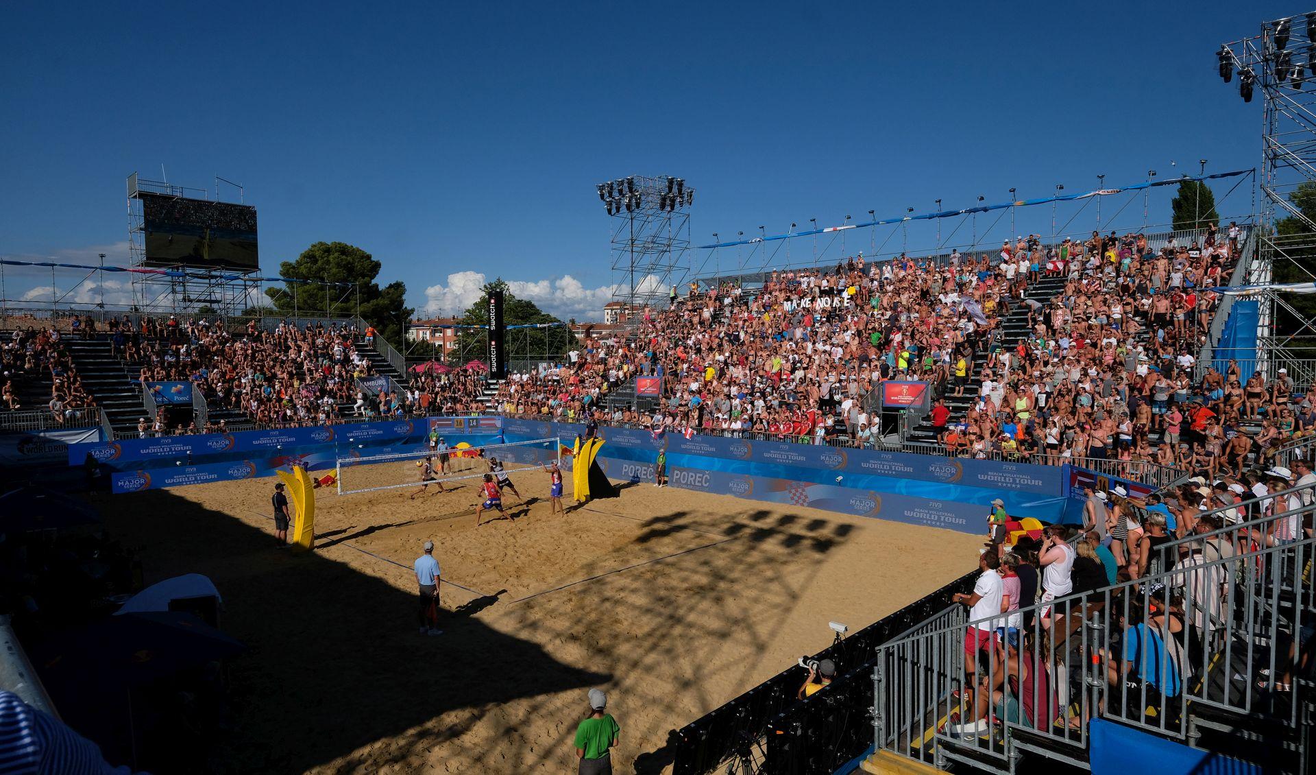 POREČ MAJOR Brazilci Pedro i Guto osvojili zlato