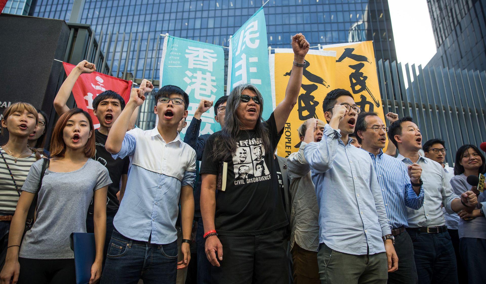 Prosvjedna povorka u Hong Kongu nakon Xijeva poziva na jedinstvo