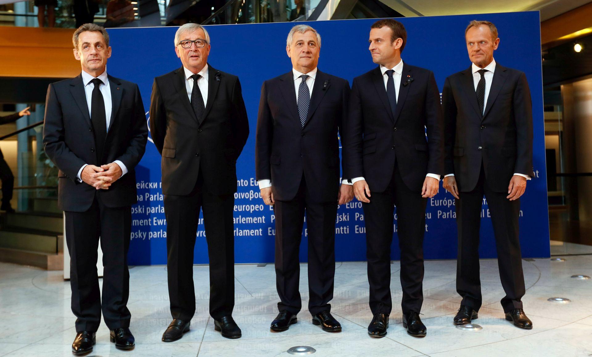 Svjetski lideri u Strasbourgu se oprostili od Helmuta Kohla