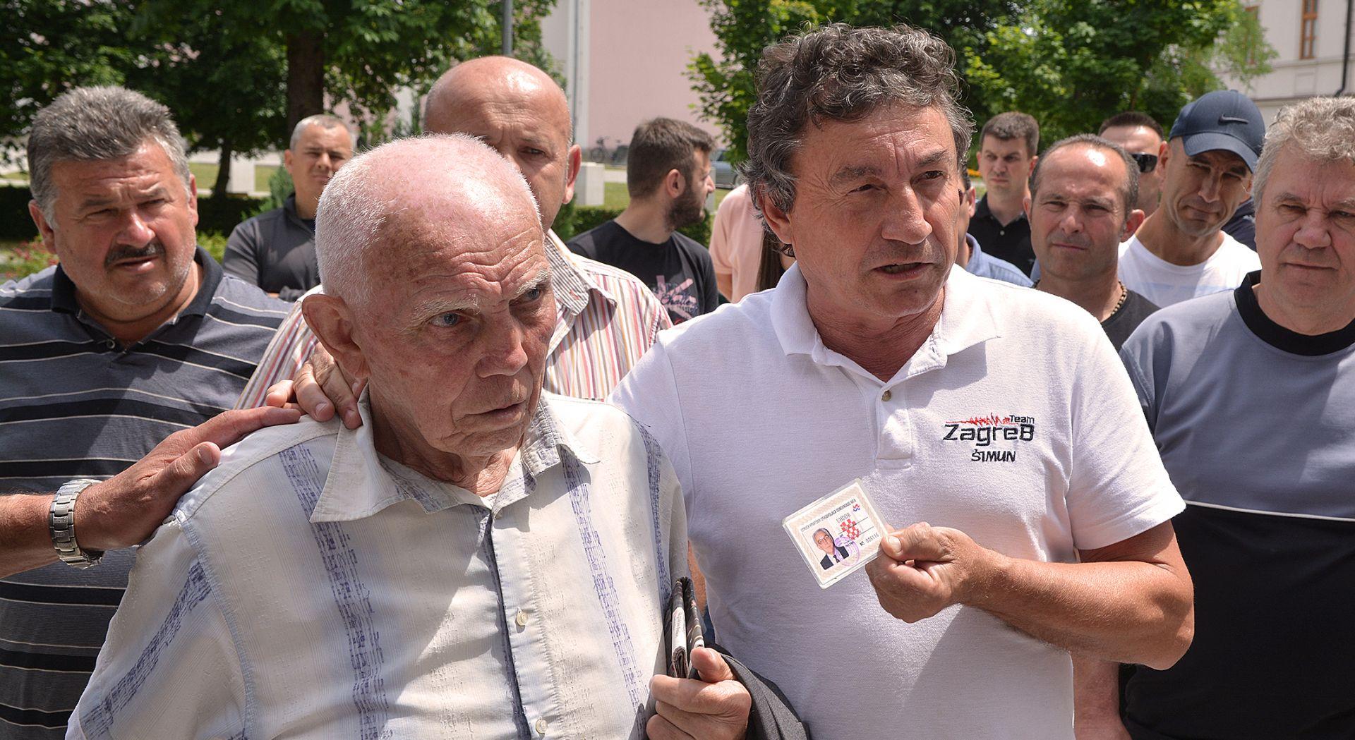 Optužni prijedlozi organizatorima obilježavanja obljetnice rođenja ustaškog časnika Jure Francetića