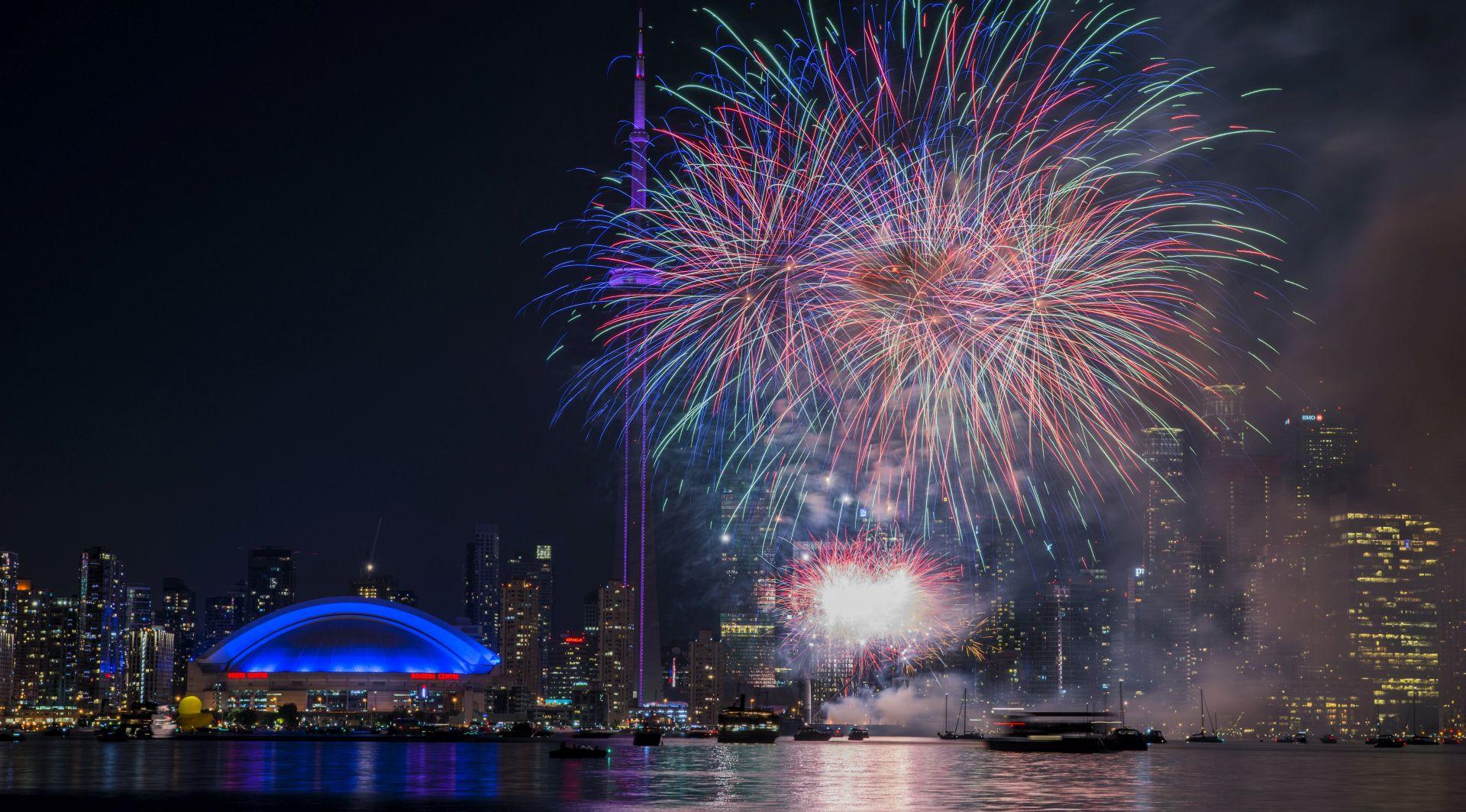 OTTAWA Velika proslave 150. godišnjice osnutka Kanade