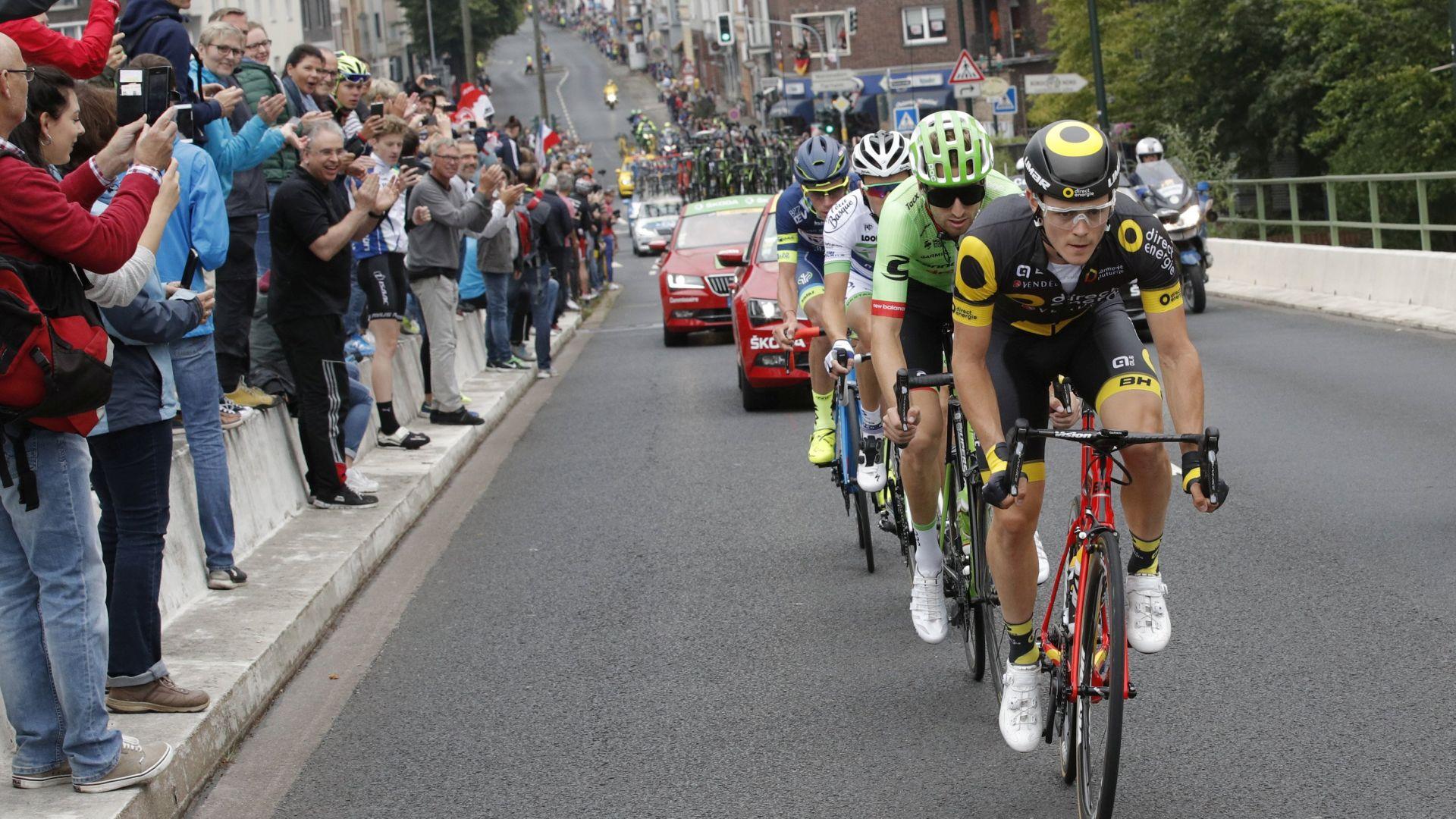 TOUR DE FRANCE Kittel najbrži u Liegeu, Thomas ostao u vodstvu
