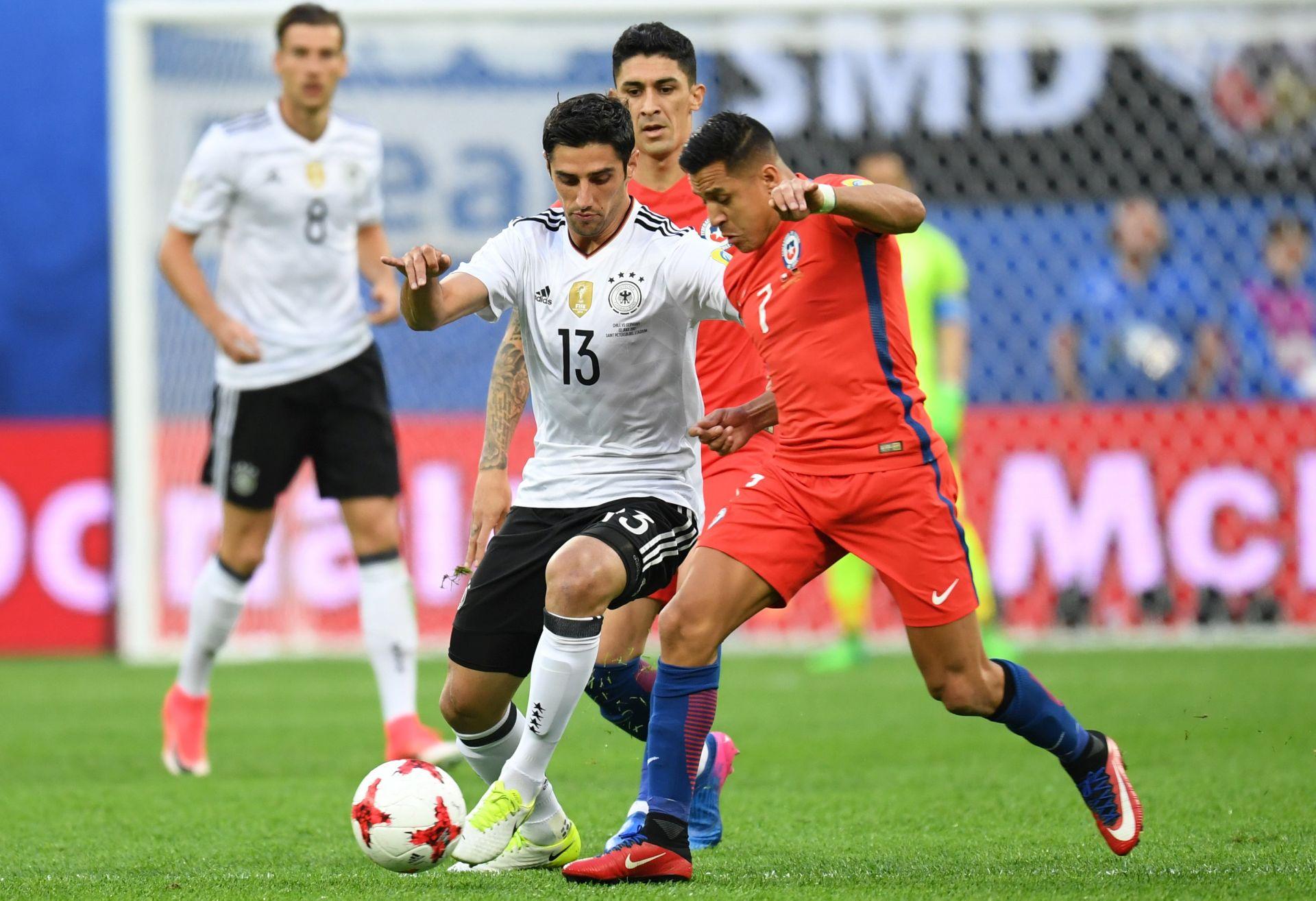 KUP KONFEDERACIJA Njemačka osvojila prvo mjesto