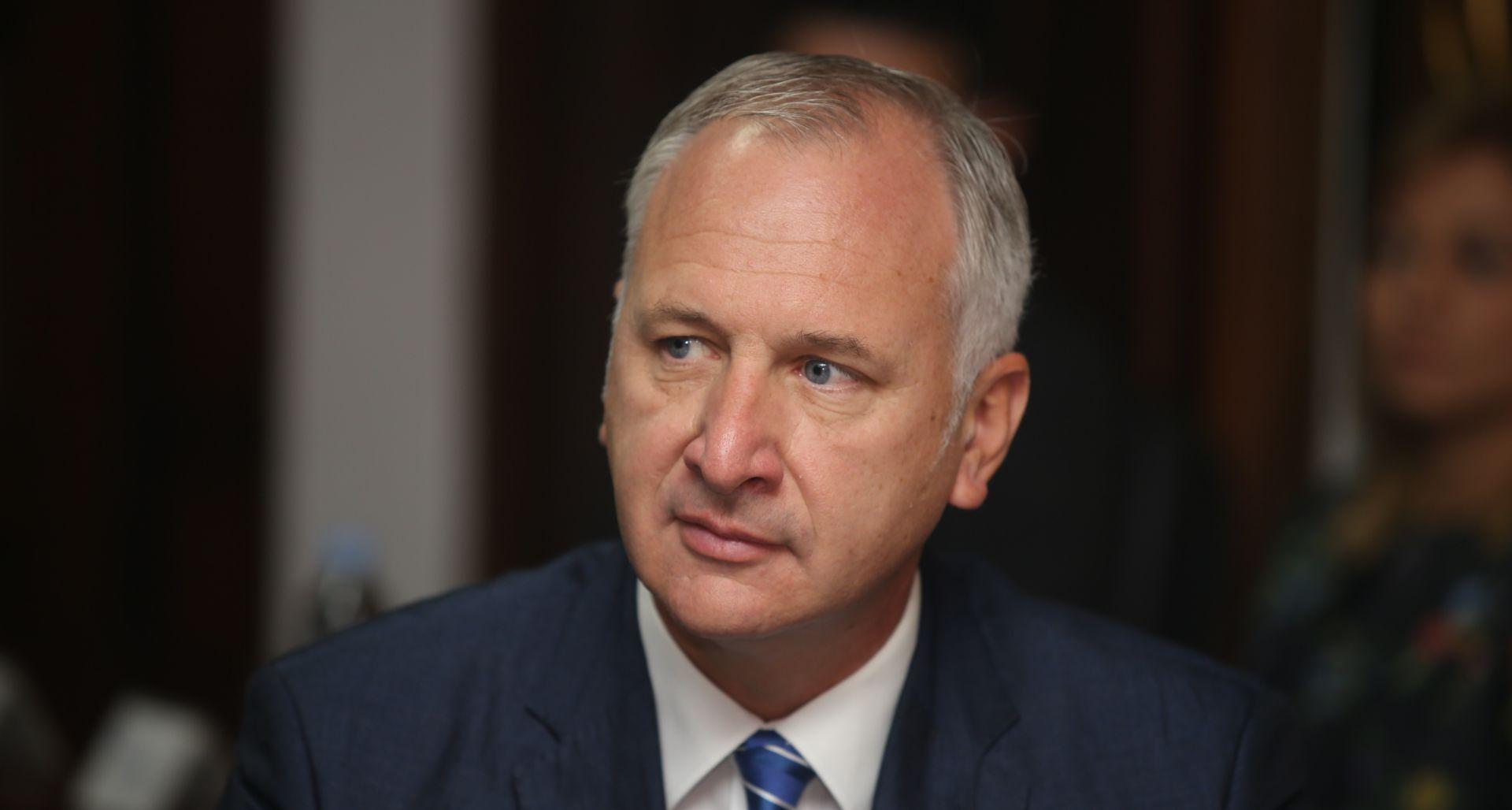 Krstulović Opara odbio Šukerov poziv na sastanak