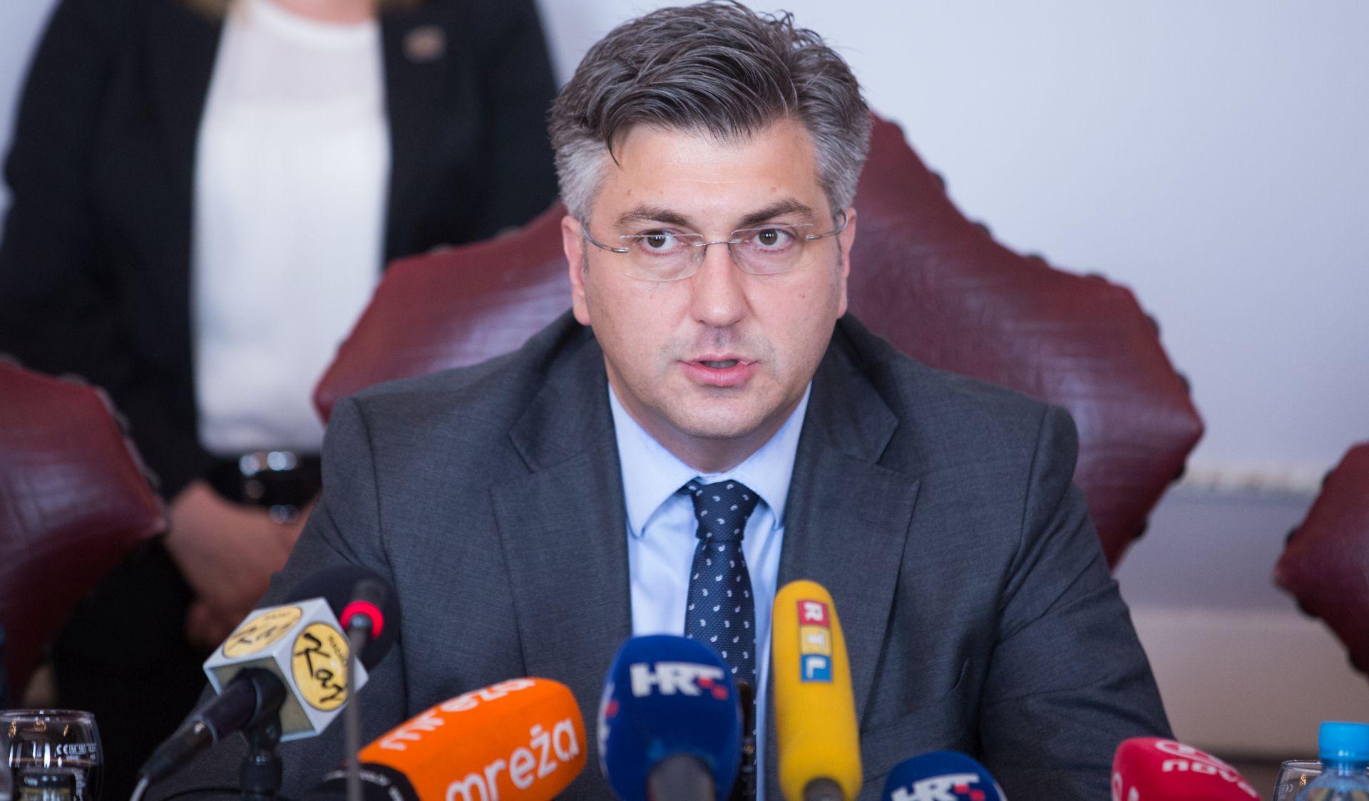 PLENKOVIĆ 'Ako bude potrebno iskoritit ćemo i europske mehanizme obrane od požara'