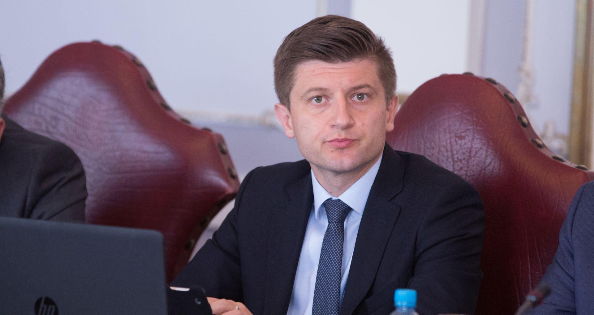 Prizmić za petak najavio sastanak s ministrom financija Marićem oko financiranja HGSS-a