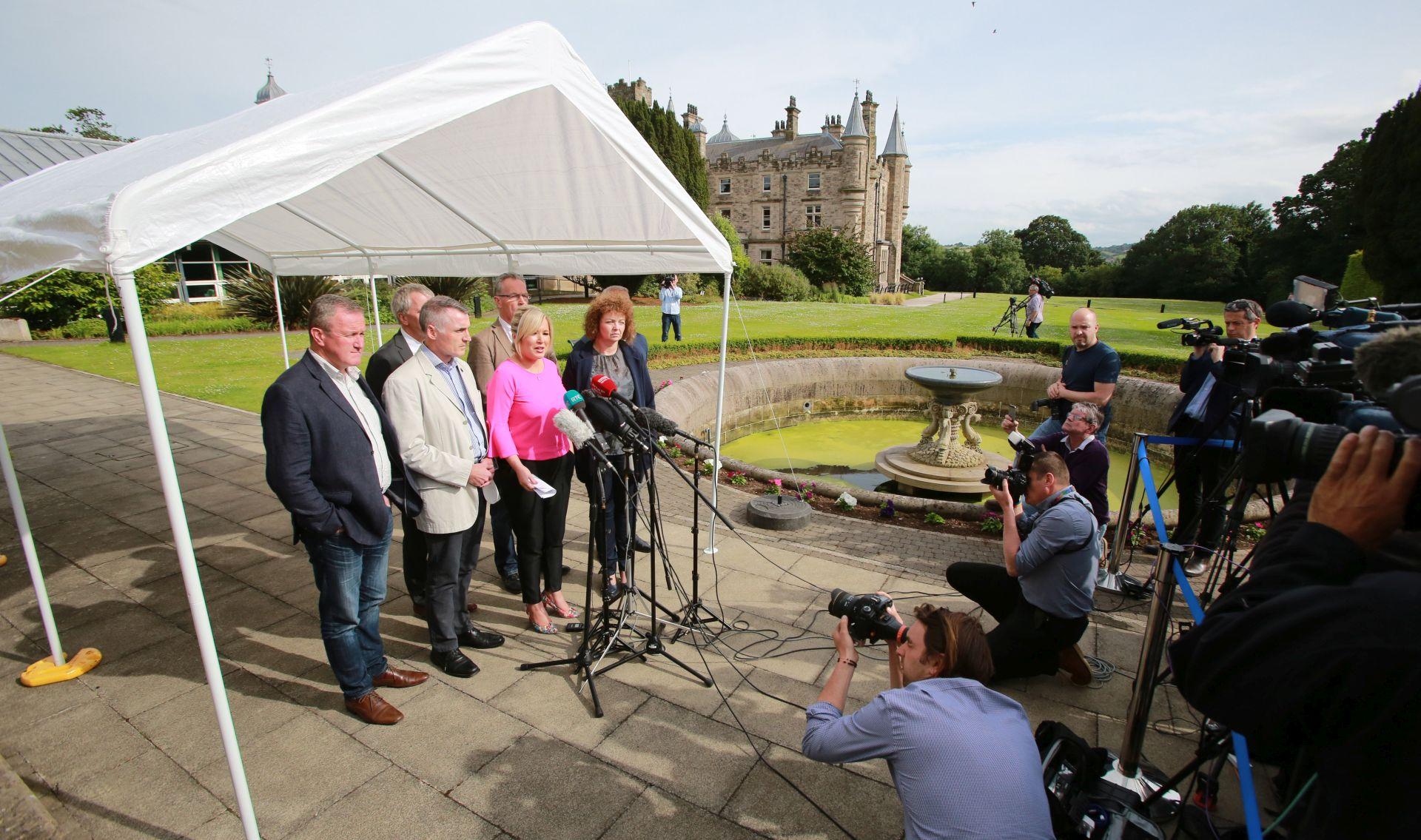 Sjevernoirske stranke nisu uspjele dogovoriti novu vladu